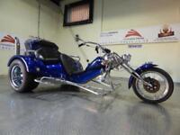 Rewaco HS5 1600cc 3 Seater Trike