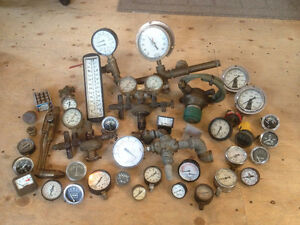Plumbing & Electrical parts, steampunk décor, etc...