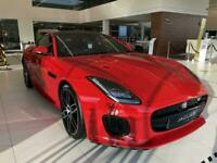 Jaguar F-Type 3.0 (380) S/C V6 Chequered Flag 2dr AWD Auto Coupe Petrol Automati