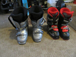 Ski Equipment: Boots and Ski's