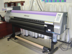 Buy & Sell Mimaki Large format printers and Plotters