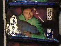 libero Sleep Tight Size 10 4 pack box
