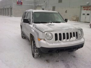 Jeep Patriot 2011 North Edition