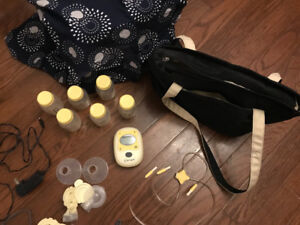 Medela Freestyle AND Swing pumps- selling together