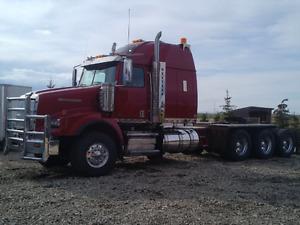 2012 Western Star 4900 Sa Tri-Drive $85,000