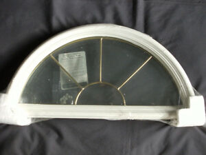 "SunBurst ""FanLight"" Entry Door IG Insert (New & Factory Sealed) Calgary Alberta image 5"
