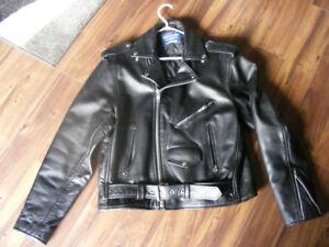 MAN'S MOTORCYCLE JACKET