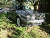 2008 Jaguar X-Type 2.0d S 2009 4dr SALOON Diesel Manual