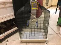 Bird Cage - hardly used - Ferndown, Dorset