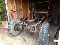 For Sale Buggy Frame (Make An Offer)