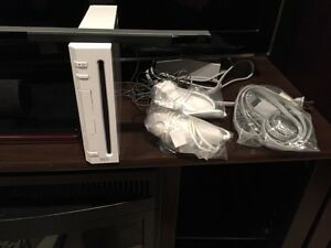 Nintendo Wii everything included