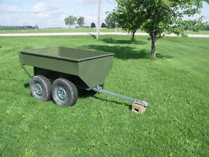 Multi Purpose ATV Trailer