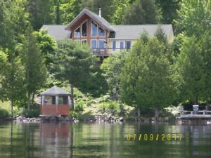 WATER FRONT, RANGER LAKE ,LIVE OFF THE GRID