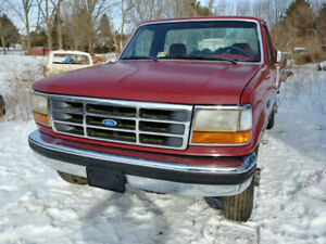 SOUTHERN 1993 FORD F-250 XLT PARTING OUT