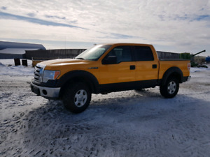 Ford f150 supercrew 2010 saftied