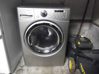 Lg Steam dryer top of the line reduced to $350 0r BO Barrie