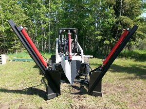 "36"" Tree Spade Attachment for Skidsteer Edmonton Edmonton Area image 1"