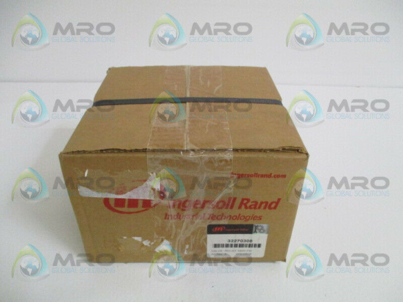 INGERSOLL RAND 32270308 PRESSURE RELIEF VALVE 5800PSI *FACTORY SEALED*