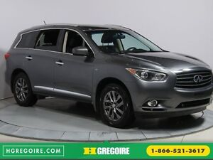 2015 Infiniti QX60 AWD CUIR TOIT MAGS 7PASSAGERS BLUETOOTH