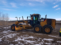 Equipment operator/Driver for Hire!