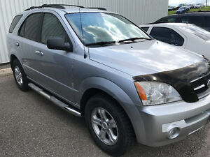 2006 Kia Sorento LX Cloth SUV, Crossover