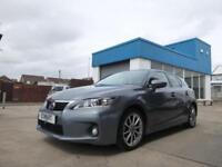 2013/63 Lexus CT 200h 1.8 ( 136bhp ) CVT 2013MY Advance + 1 OWNER