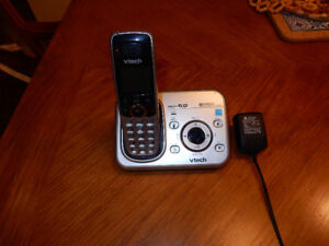 Vtech Cordless Phone with Answer