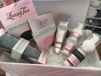 Loving tan PR package, new and genuine