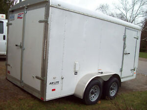 2016 Insulated Cooler Trailer