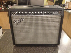 FENDER DELUXE 90 DSP Guitar Combo Amp with on board Effects