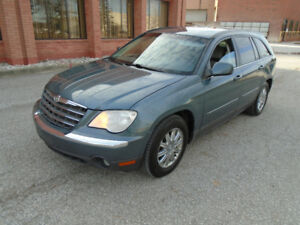 2007 Chrysler Pacifica Touring - ***LEATHER, TOW PKG, AWD***