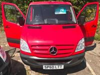2011 60 Mercedes-Benz Sprinter 2.1TD 210CDI SWB / LOW RATE FINANCE AVAILABLE