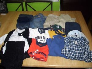 Boys Clothing Lot Size 3 Brand Names
