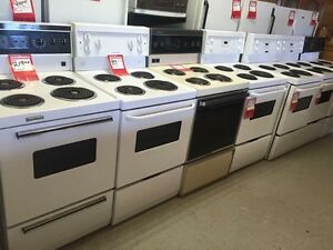 """24"""" APARTMENT SIZE STOVES IN STOCK"""