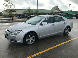 2011 SAFETIED Chevy Malibu LT Sedan