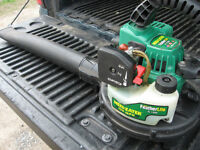 Weed Eater Featherlite FL 1500 150 MPH Leaf Blower