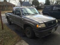 1998 Mazda B2500 *AS IS*