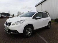 Peugeot 2008 1.2 E VTI Allure Automatic Estate Left Hand Drive(LHD)