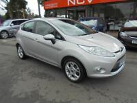 2012 FORD FIESTA 1.4 TDCi [70] Zebec WITH BLUETOOTH