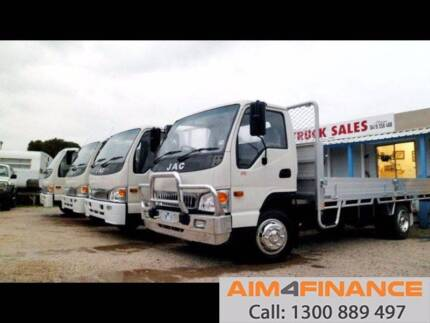JAC JAC J75 CAB CHASSIS Cab chassis