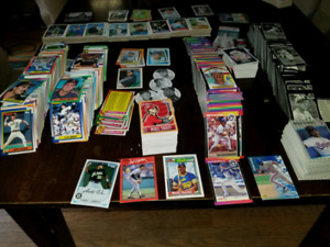 Baseball card collection best offer