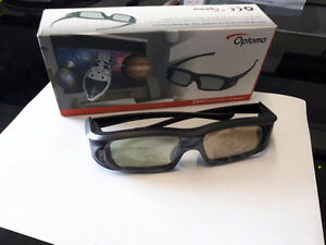 Lunette 3D Optoma