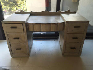 Antique Dressing / Makeup Table Strathcona County Edmonton Area image 1