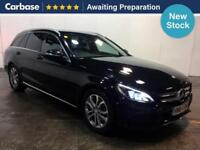2014 MERCEDES BENZ C CLASS C200 Sport 5dr Estate