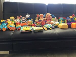 Baby Toys... lots of them!