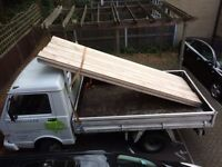13ft scaffold boards perfect solid boards.