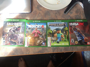 $10-$20 XBOX ONE GAMES
