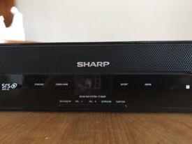 Sharp high quality sound bar HT-SB250BK