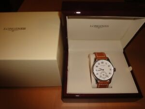 Longines Master Collection 47.5 mm Manual Wind