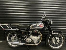 1961 BSA A7 500cc *Still On Original Registration 235 AWB*